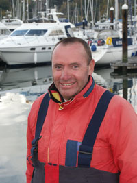 Simon Smith skipper.